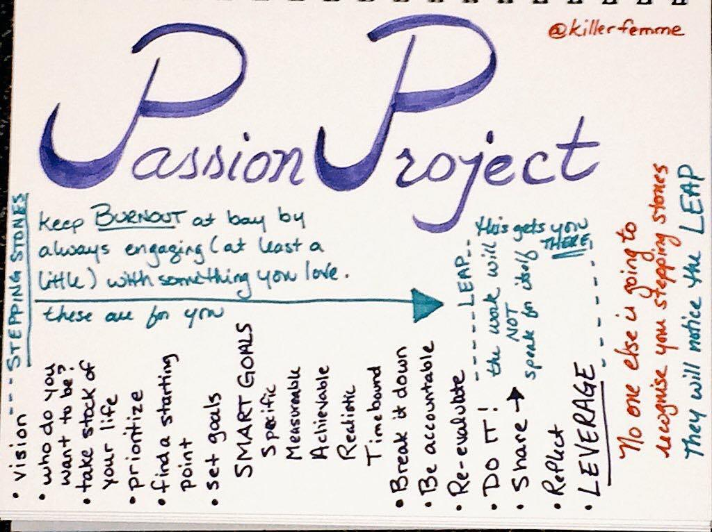 PassionProjectTalksNotes