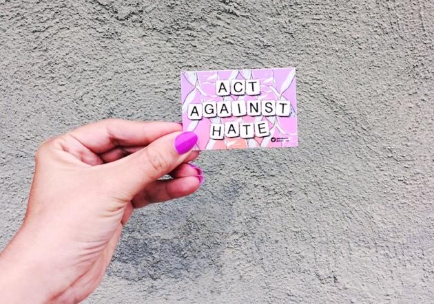 activist stickers